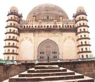 Gol gumbaz palace and  mausoleum bijapur Karnataka india Stock Images