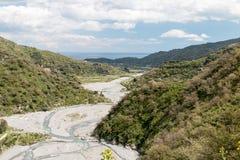 Gola del fiume Immagine Stock Libera da Diritti