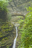 Gola della valletta di Watkins Fotografia Stock