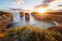 Gola di Ard del lago, Australia Fotografia Stock Libera da Diritti