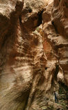 Gola di Avakas, Cipro Fotografia Stock
