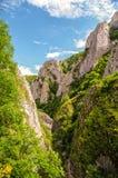 Gola di Turda nella Transilvania Romania Fotografie Stock