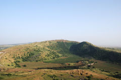 Golan heights. Panoramic view of golan heights, Israel 2009 Stock Image