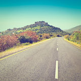 Golan Heights Stock Photography