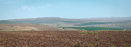 Golan Heights . Stock Photos