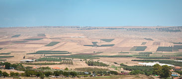 Golan Heights . Royalty Free Stock Photos