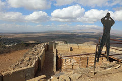 Golan Heights Royalty Free Stock Images