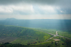 Golan Heights Stock Images