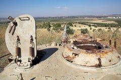 Golan landscape Royalty Free Stock Photos