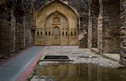 Golconda fort Hyderabad, India, - Obraz Stock