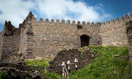 Golconda Fort,Hyderabad - India Stock Photography