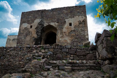 Golconda Fort,Hyderabad - India Stock Image