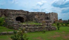 Golconda-Fort, Hyderabad - Indien stockbilder