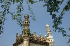 Golconda fort przy Hyderabad India Zdjęcia Royalty Free
