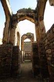 Golconda fort przy Hyderabad India Obraz Stock