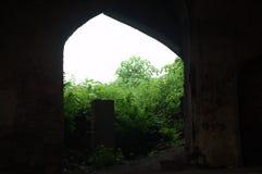Golconda fort przy Hyderabad India Zdjęcie Royalty Free