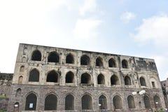 Golconda fort, Hyderabad, India Stock Photography