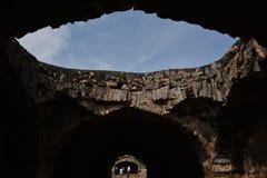 Golconda fort, Hyderabad, India Royalty Free Stock Photo