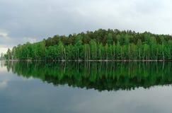 Gold湖南乌拉尔 免版税图库摄影