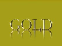 Gold. Stock Photos