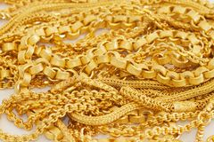 Gold Royalty Free Stock Photos