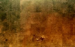 Gold. Metal  texture  abstract background Stock Photography
