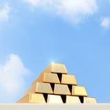 gold Lizenzfreies Stockbild