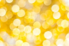 Free Gold Abstract Background Bokeh Defocused Lights Royalty Free Stock Photos - 139013268