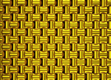 Gold abstract background design pattern. 3d render. Ing Royalty Free Stock Photo