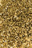 Gold abstract background. Gold abstract glitter background, close up royalty free stock photography
