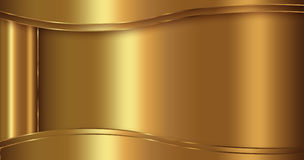 Gold Abstract Background Stock Photo