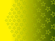 Gold abstract background, particles stars. Grid Royalty Free Illustration