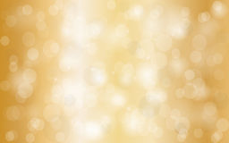 Gold abstract background Stock Image