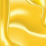 Gold abstract background. (Vector illustration Royalty Free Stock Photos