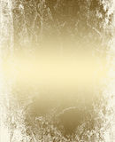 gold abstract grunge background pattern Royalty Free Stock Image