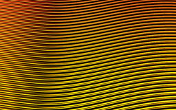 Gold abstract image of lines background. 3d render. Ing vector illustration