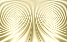 Gold abstract image of lines background. 3d render. Ing stock illustration