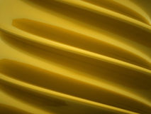 Gold abstract satin waves Royalty Free Stock Photography