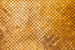 Gold abstract texture background. Stock Photos
