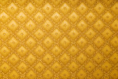 Gold abstract wallpaper Royalty Free Stock Photos