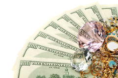 Free Gold And Money Stock Photo - 16488390
