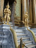 Gold Animal God Thailand Royalty Free Stock Images