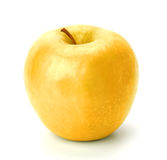 Gold apple Royalty Free Stock Photo