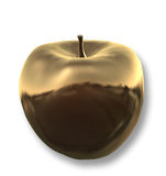 Gold apple Stock Images