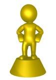 Gold award Stock Photos