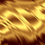 Gold backdrop Royalty Free Stock Photography
