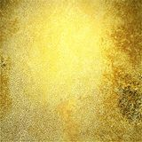 Gold Background. Gold abstract background or paper with grunge texture and antique looking illustration stock illustration