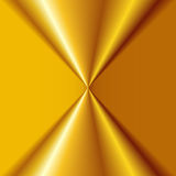 Gold background. Sharp image of a bright gold illustration Vector Illustration