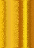 Gold background. Sharp image of a bright gold illustration Stock Photos