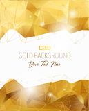 Gold Background. Abstract Gold Background. 10 EPS Stock Images